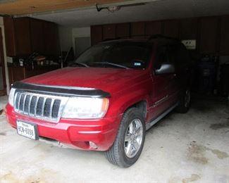 2004 Grand Cherokee