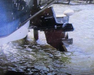 2007 Hurricane Power Boat
