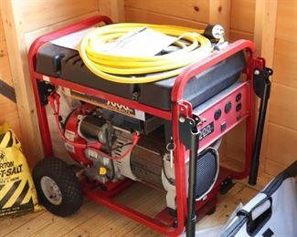 Generac 7000w Generator w/electric start ($500)