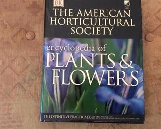 Plants and Flowers book