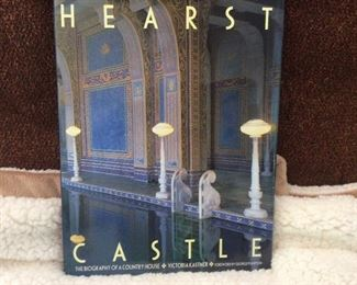 Hearst Castle book