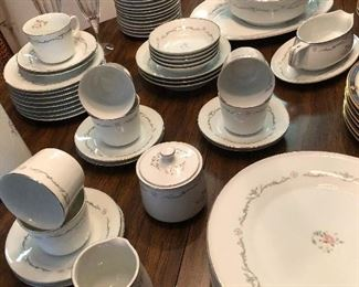 Japanese fine china to make your neighbors foam at the mouth in jealousy