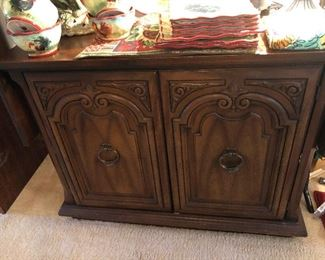 70s sideboard bar -- you need this I priced it cheap! Cher is mad at me