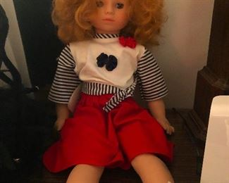 doll that has had it with your sassy attitude