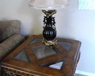 END TABLE, TABLE LAMP