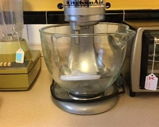 Mixer and blender Updated