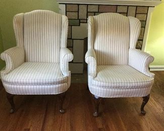 Wingbacked Chairs