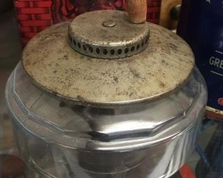 Large Old Sifter/Mixer