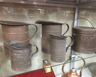 Primitive Kitchen Tinware