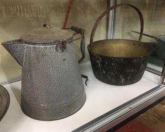 Graniteware Pot