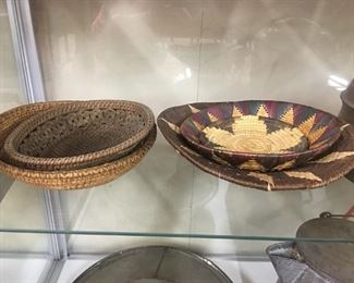 Handmade Baskets(Seagrass and more)