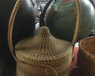 Nice Seagrass Basket