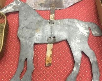 Old Folk Art Items