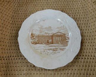 Trinity College Plate