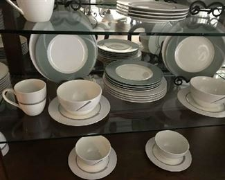 Another View Of Plates