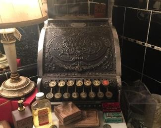 This cash register in a National