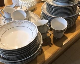 Noritake Brookside dishes
