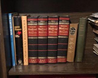 SOme vintage books