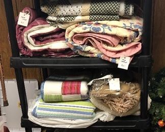 MORE quilts and comforters
