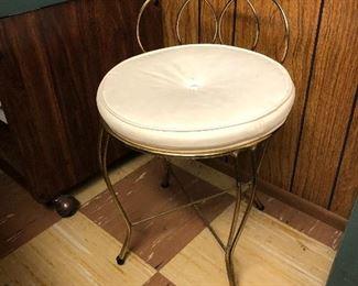 Vinatge Vanity chair