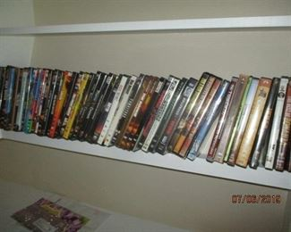 some dvd's