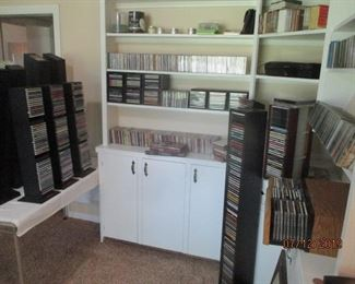 this is the cd department over 1000 all types