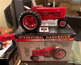 Internal Harvester 300 Farmall Gas Tractor
