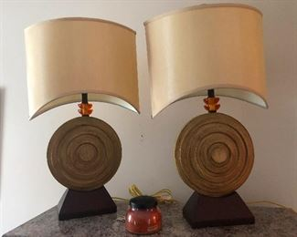 Holy CRAP! How cool are these lamps! YOU NEED THESE!