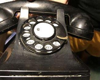 SECOND 1920s PHONE