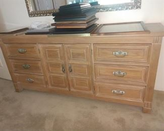 BEAUTIFUL dresser OR can be a Buffet