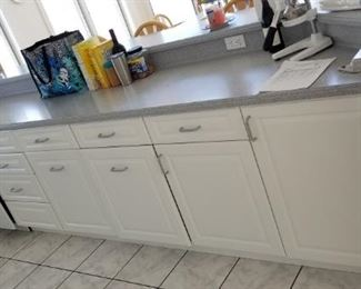 Lots of gorgeous cabinets