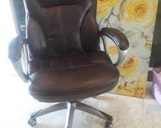 Another like new office chair.