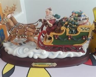 "Music Box Company, ""The Christmas Journey""."