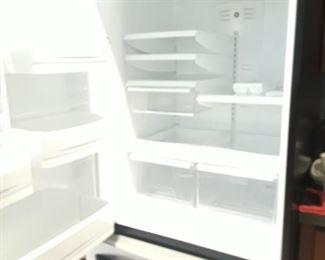 G.E. Select Refrigerator.