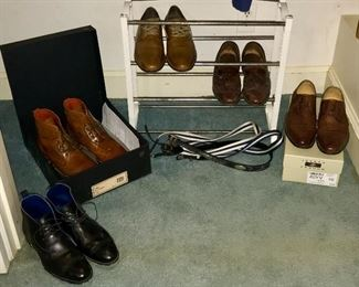 Men's shoes. Allen Edmunds