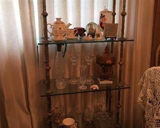 Shelf is sold
