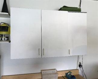 Garage Cabinets (must uninstall yourself)