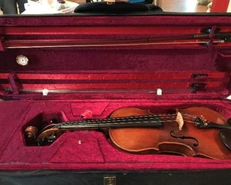 Jacobus Stainer Violin & Case