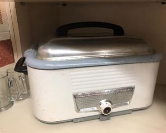 Westinghouse cooker