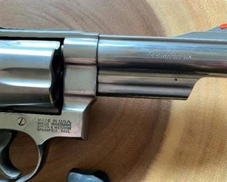 Smith and Wesson Magnum 44 Model 629