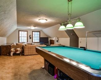 Brunswick Monticello Pool Table