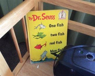 Dr. Suess book