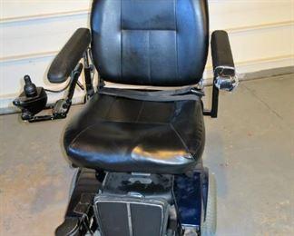 Pronto electric wheelchair