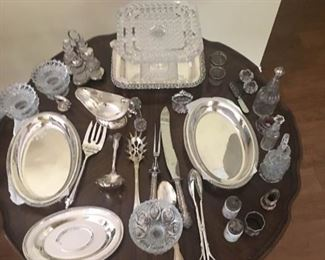 Silver plated and crystal selection https://ctbids.com/#!/description/share/191769
