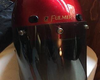 FULMER HELMET W/SHIELD