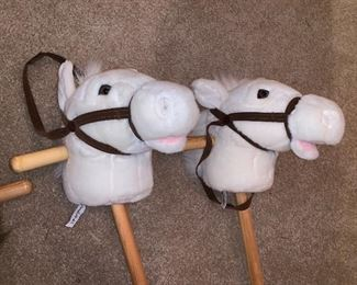 People Pals Hobby Horse Stick-close up