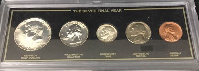Silver Final Year 1964 https://ctbids.com/#!/description/share/189908