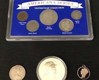 Coins of yesteryear             https://ctbids.com/#!/description/share/189910