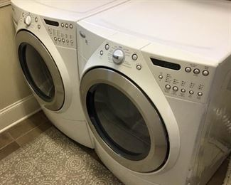 Front loading washer and dryer      https://ctbids.com/#!/description/share/189830