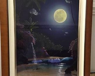 Nautilus Beach by Al Hogue-Giclée Print https://ctbids.com/#!/description/share/189836